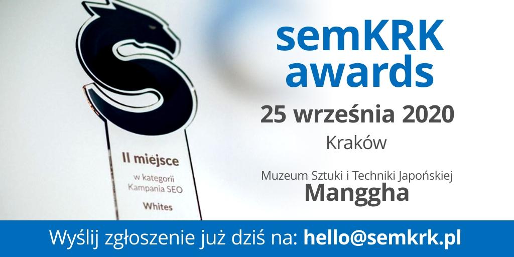 semKRK awards